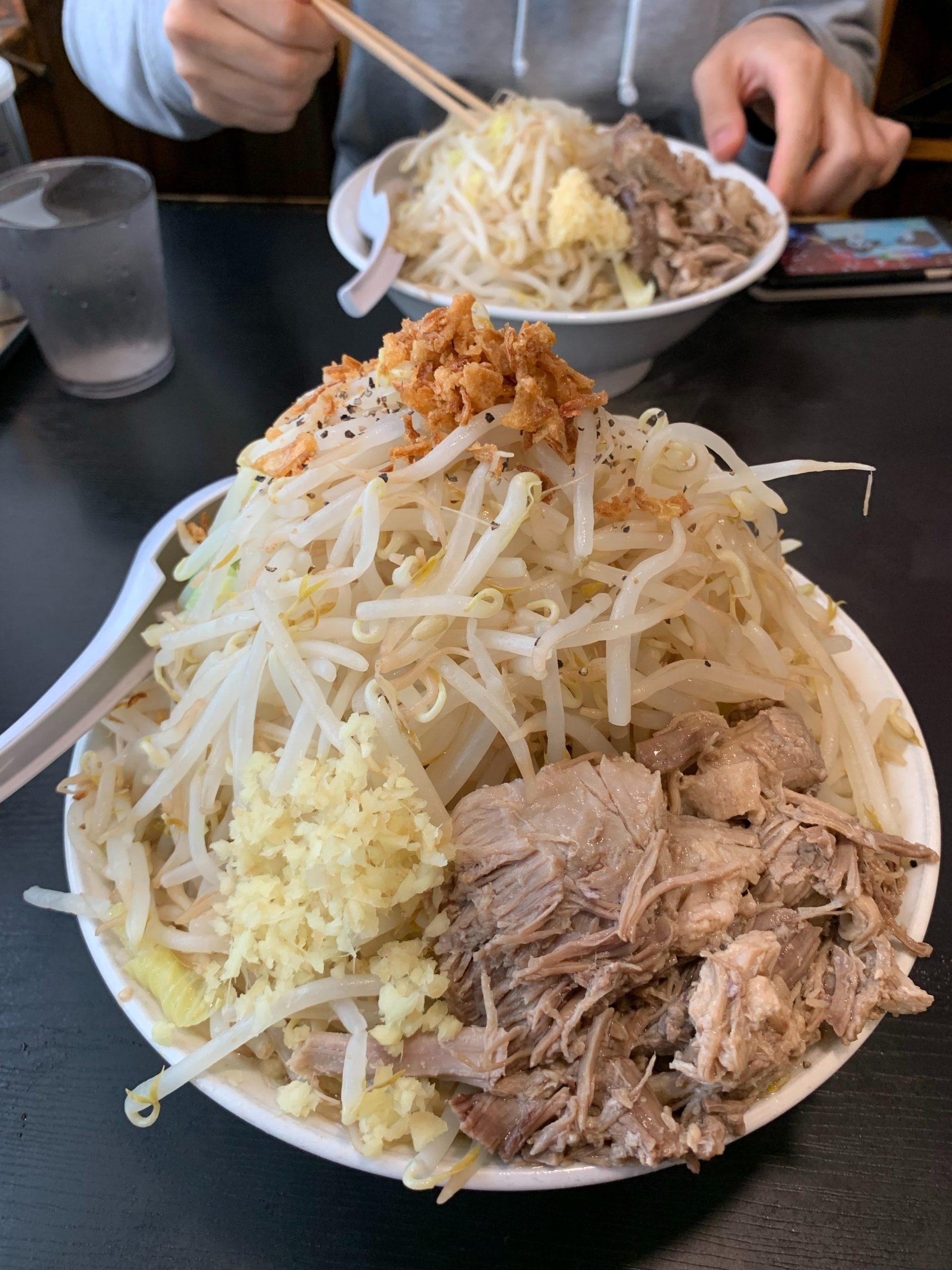 麺 とび 六方 伊那